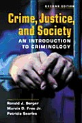 Crime Justice & Society 2nd Edition