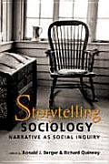 Storytelling Sociology Narrative As So