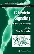 G Protein Signaling: Methods and Protocols
