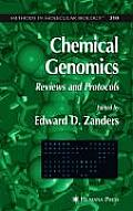 Methods in Molecular Biology #310: Chemical Genomics