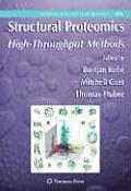 Structural Proteomics: High-Throughput Methods