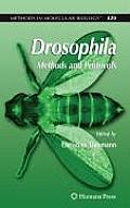 Drosophila: Methods and Protocols
