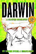 Darwin: A Graphic Biography Cover