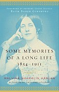Some Memories of a Long Life, 1854-1911 Cover