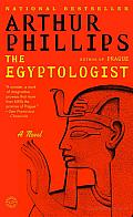 The Egyptologist: A Novel Cover
