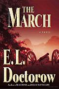 The March: A Novel Cover