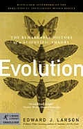 Evolution: The Remarkable History of a Scientific Theory Cover