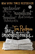 The Imperfectionists: A Novel Cover