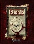 Vampire The Requiem Requiem For Rome