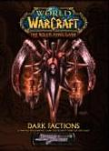 Wow Dark Factions (Warcraft) Cover