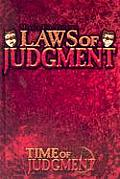 Laws Of Judgment (Mind's Eye Theatre) by Jackie Cassada