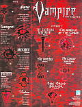 Vampire the Requiem Pin Set