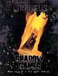 Orpheus Shadow Games Cover