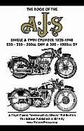 Book of the Ajs Single & Twin Cylinder 1932-1948