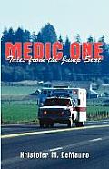 Medic One: Tales from the Jump Seat Cover