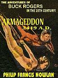 Buck Rogers #1: Armageddon 2419 A.D.
