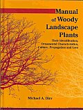 Manual of Woody Landscape Plants Cover