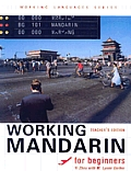 Working Mandarin for Beginners [With CDROM]