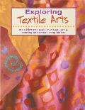 Exploring Textile Arts Cover
