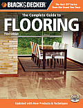 Black & Decker Complete Guide To Flooring with DVD