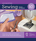 Sewing 101 Revised & Updated