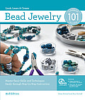 Bead Jewelry 101 [With DVD] (101: Workshop in a Book)