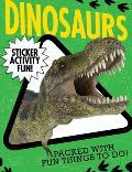 Dinosaurs Sticker Activity Fun