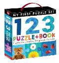 123 Book and Puzzle Set [With Puzzle]