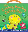 The Crunching Munching Caterpillar [With Puzzle]