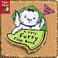 A Very Furry Flap Book (Pattern Flap Board Books) Cover