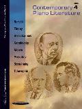 Contemporary Piano Literature, Bk 4