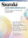 Suzuki Violin School, Vol 2: General MIDI Disk CD-ROM