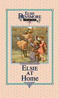 Elsie at Home, Book 22