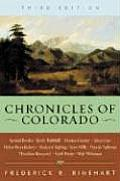 Chronicles Of Colorado 3rd Edition