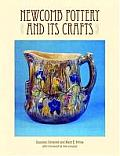 Newcomb Pottery and Craftworks: Louisiana's Art Nouveau Cover