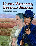 Cathy Williams, Buffalo Soldier Cover
