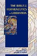 The Bible and the Hermeneutics of Liberation