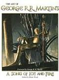 Art of George R R Martins A Song of Ice & Fire Volume 1