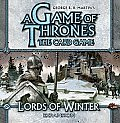 A Game of Thrones Lcg: Lords of Winter Expansion