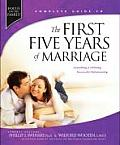 First Five Years of Marriage Launching a Lifelong Successful Relationship