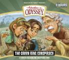 Adventures in Odyssey #53: The Green Ring Conspiracy Cover
