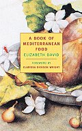 A Book of Mediterranean Food (New York Review Books Classics) Cover
