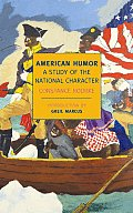 American Humor: A Study of the National Character (New York Review Books Classics) Cover