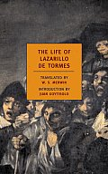 The Life of Lazarillo de Tormes Cover