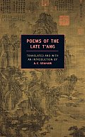 Poems of the Late T'Ang Cover