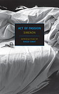 Act of Passion (New York Review Books Classics) Cover