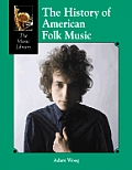 the history of american folk music  music library  cover
