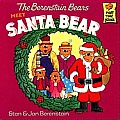 Berenstain Bears Meet Santa Bear, The Cover