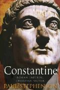 Constantine: Roman Emperor, Christian Victor Cover