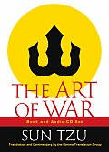 The Art of War with CD (Audio)